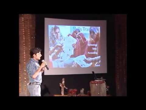 I don't Accept: Rustam Sengupta at TedxTughlaqRdChange
