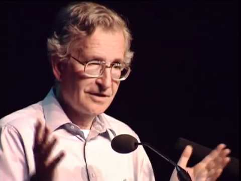 Noam Chomsky - Creating a New World Order Part 3 Q&A