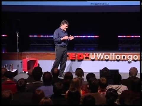 TEDxUWollongong -- Professor Gordon Wallace on next generation medical bionics