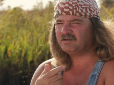 Swamp People - Bruce Gives a Gator Tour