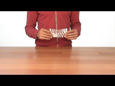 Index Card Trick 2 - Sick Science! #056