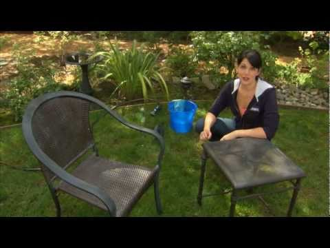 Tips for Cleaning Patio Furniture, Decks, Grills and Outdoor Rugs