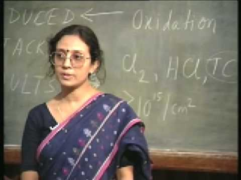 Lecture - 14 Oxidation IV - Oxide Charges