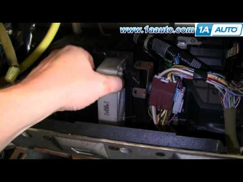 How To Install Replace Cabin Interior Air Filter Honda Accord 98-02 1AAuto.com