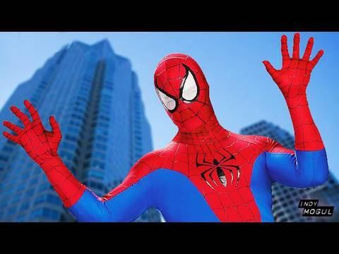 SpiderMan Web Shooters: How to: Backyard FX