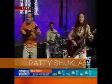 Patty Shukla on WPBF 25 ABC School Bus and First Day of School Songs, interview Patty and her band.