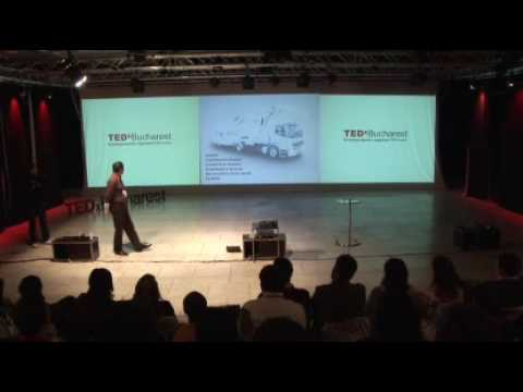 TEDxBucharest - Mircea Tudor - 10/16/09