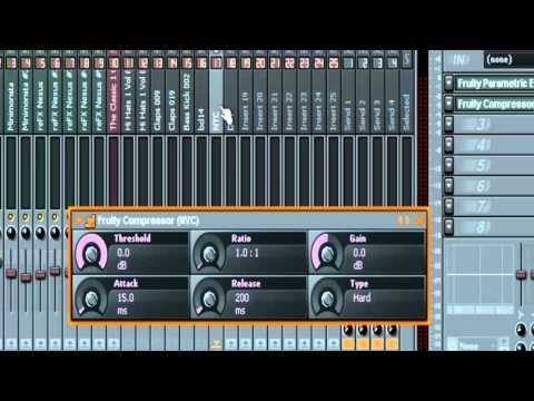 Warbeats - NY Compression Explained - GP Studio