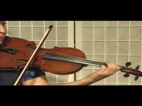 Violin Lesson - Song Demonstration - Canon in D (Ph. 12)