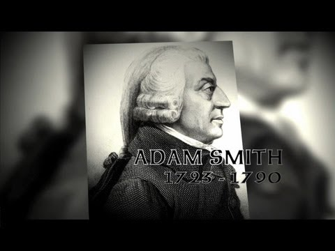 Giants of the Scottish Enlightenment Part 2: Adam Smith