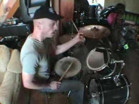 Drum Tutor. A basic fill