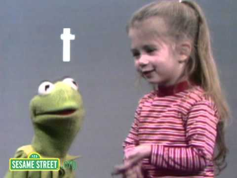 Sesame Street: Kermit and Joey Say the Alphabet