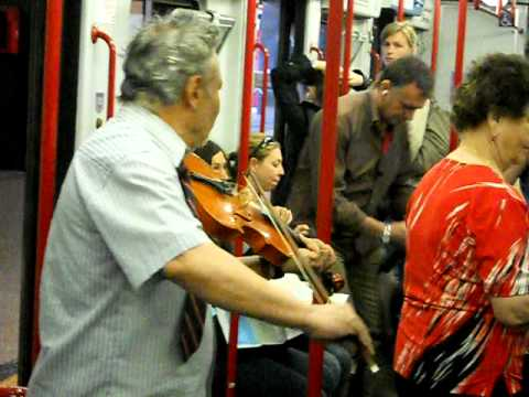 Acoustics on a Roman Train