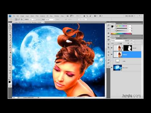 Photoshop Top 40 #15 - Alpha Channels