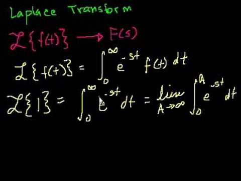Laplace Transform 1