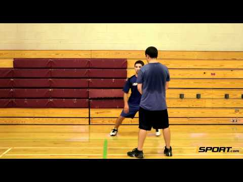 Basketball Shooting Drills: Five & Out