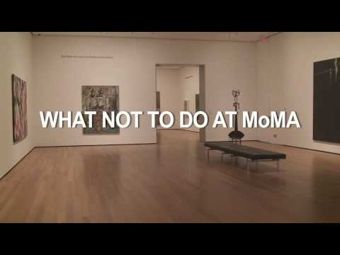30 Seconds at MoMA: Members—Claudia Drews