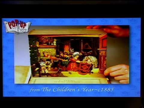 A History of Pop-up and Movable Books: 700 Years of Paper Engineering
