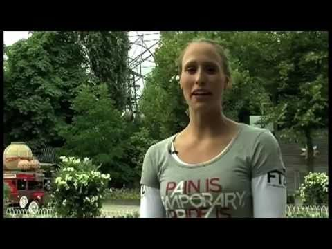 1 year to go - Rikke Moller Pedersen - Denmark - Swimming