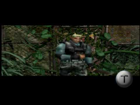 Dino Crisis 2 (PS1) Walkthrough Part 1 - The Beginning