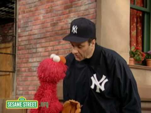 Sesame Street: Joe Torre: Walk