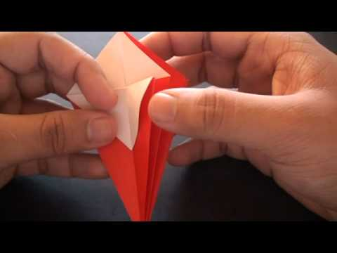 Origami Daily - 280 Carnation - TCGames [HD]