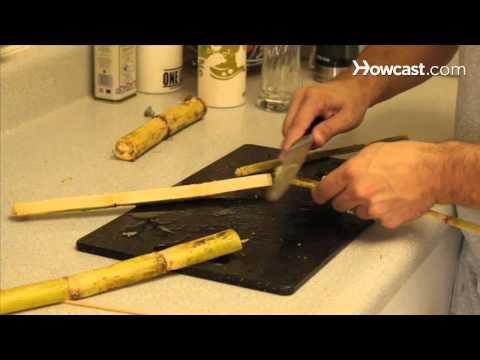 How to Make Sugarcane Shrimp