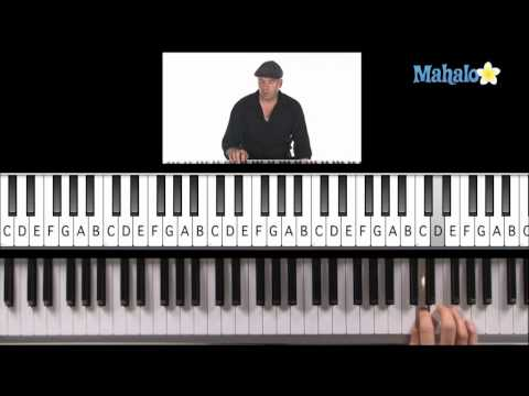 Learn Piano HD: How to Play Auld Lang Syne (Melody) on Piano