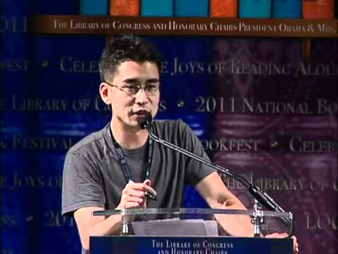 Kazu Kibuishi: 2011 National Book Festival