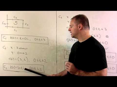 Parametrizing Curves in the Complex Plane 1