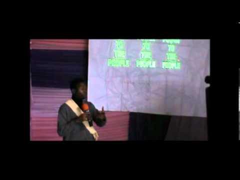 TEDxAkure Samson Faboye shifting paradigms the turnpike to eldorado