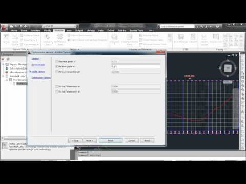 Autodesk Labs: Project Silverstar for AutoCAD Civil 3D Tutorial 1