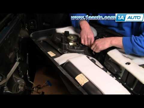 How To Install Repair Replace Master Power Window Switch Dodge Intrepid 98-04 1AAuto.com