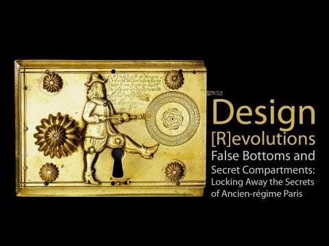 Design [R]evolutions: False Bottoms and Secret Compartments