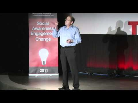 TEDxMacquarieUniversity - David Christian - The Stages in Big History