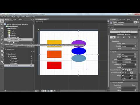 Silverlight 5 ScrollViewer: How to add scrolling   lynda.com tutorial