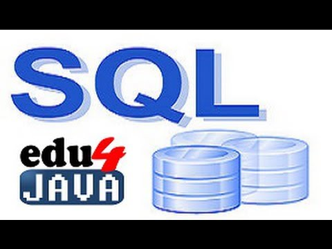 Video Tutorial 2 SQL in english. Types of Databases, SQL Clients and Schemas.