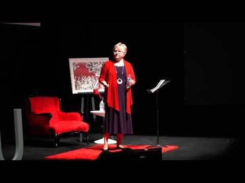 TEDxCAPU- Linda Manning-The way we work doesn't work anymore.