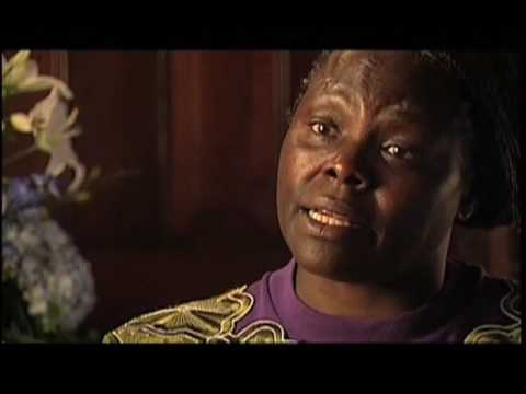 TAKING ROOT: The Vision of Wangari Maathai | Film Clip #2...