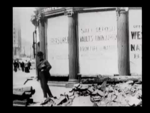 San Francisco earthquake and fire, April 18, 1906