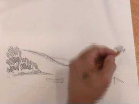 Drawing Basics - Part 5 Water-Soluble Pencils