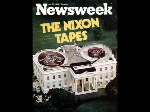 Nixon & Kissinger Discuss Collapsing Smithsonian International Monetary System 3-5-1973
