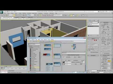Working with AutoCAD Files - Part 3 - Creating Materials