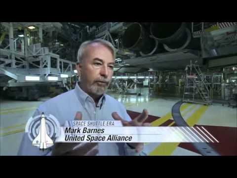 Shuttle Era- Orbiter Processing Facility
