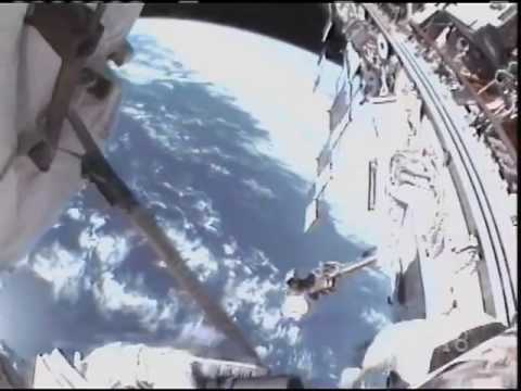 STS-129 EVA #1 Highlights