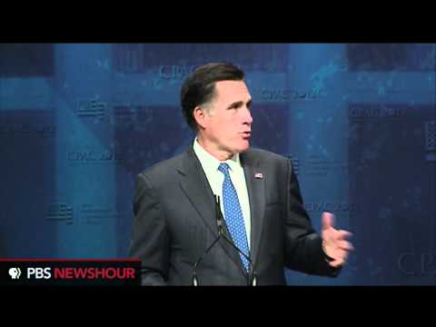 Watch Mitt Romney Speak at CPAC 2012