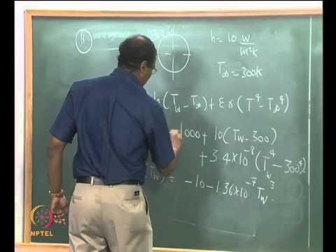 Mod-01 Lec-10 Convergence characteristics of Newton-Raphson method