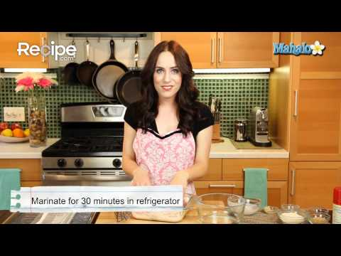 How to Make Oven-Fried Chicken
