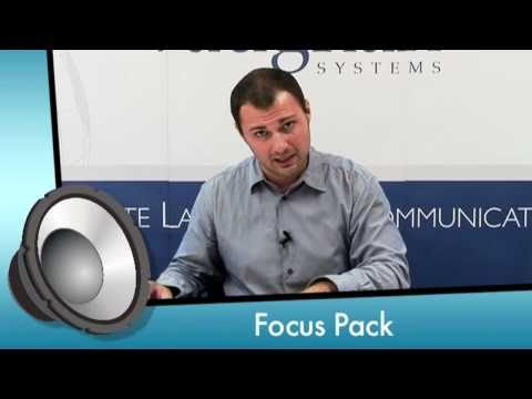 Focus Pack - Vaughan Systems