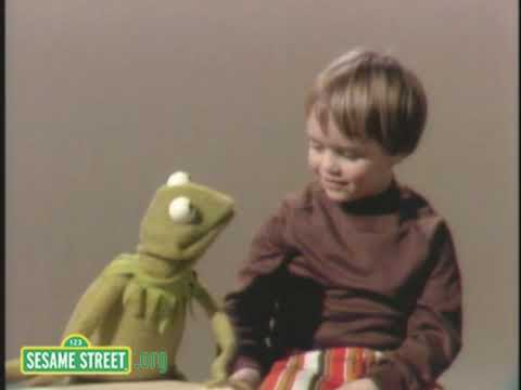 Sesame Street: Brian & Kermit Here And There
